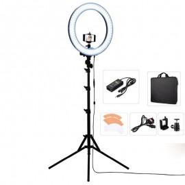 Lampe anneau de photographe